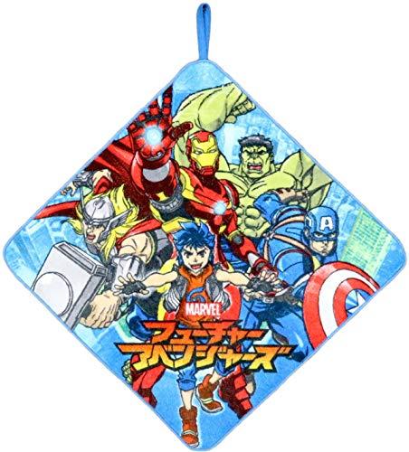丸眞 ループタオル Marvel アベンジャーズ 約33×33cm フューチャーアベンジャーズ ビック 2065012000