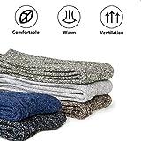 Immagine 2 5paia calze donna invernali termiche