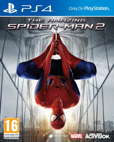 The Amazing Spider-Man 2 (Spiderman) Sony Playstation 4 PS4 Game