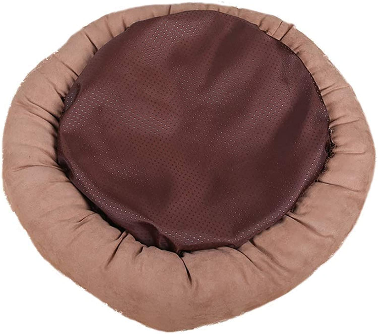Pet Bed Pet Nest Round Kennel Cat Litter, NonSlip Sturdy and Comfortable, Suitable for Small and Medium Dogs