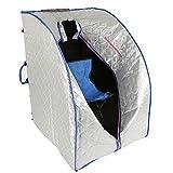 Flyelf Infrarossi Portatile Personale Spa, Box Sauna per Personale Detoxify Perdere Peso 98 x 70 x...