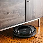 SHARK ION Robot Vacuum R85 WiFi-Connected with Powerful Suction, XL Dust Bin, Self-Cleaning Brushroll and Voice Control… 15 Shark has built upon a high performing Robot vacuum to deliver powerful suction, XL capacity, and advanced sensor technology for an incredible solution to everyday cleaning Designed for pet hair; Provides powerful floor and carpet cleaning with an xl dust bin and 3X more suction in max mode than the shark ion Robot R75 Download the shark clean app to receive continuous updates, create a cleaning schedule, or start your Robot from anywhere; Voice control available with Alexa or Google assistant
