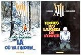 XIII tomes 1, 2, 3 - 2 albums + 1 gratuit - Dargaud - 06/01/2003