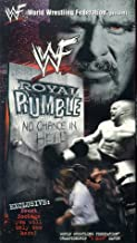 WWF: Royal Rumble 1999 - No Chance In Hell VHS