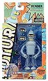 Toynami Futurama Bender Serie 1 con Parte del Robot Devil