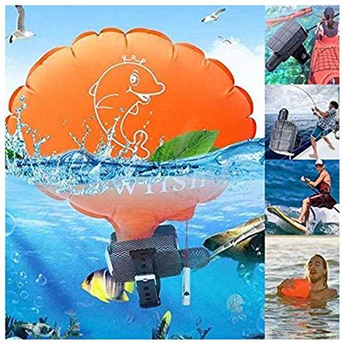 GJNWRQCY Armband-Notflotationsgerät, Selbsthilfe-Airbag verhindern Ertrinken Armband Schwimmendes Armband Schwimmen Sicherheitsgerät Wasserhilfe Rettungswesten