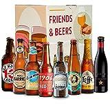 Pack Cervezas degustación edicion ESPECIAL : Hop House 13, Mahou Barrica 12 meses, Estrella 1906, La Virgen, Santa Monica, Blue Moon Mango, Leffe Triple I Ideas para regalar I Degustación.