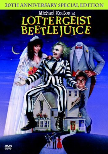 Lottergeist Beetlejuice (20th Anniversary Special Edition)