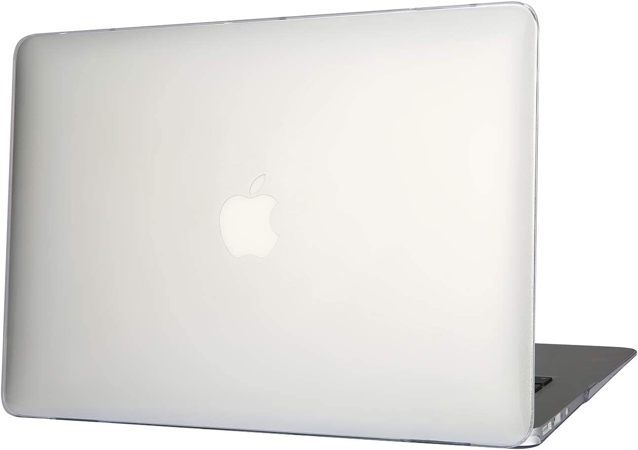 HDE Clear Plastic Branded goods Hard Shell Case Apple Air for inch 13 MacBook Sale price