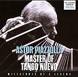 Master Of Tango Nuevo (Box 10 Cd)...
