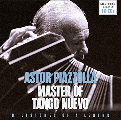 Master Of Tango Nuevo (Box 10 Cd)