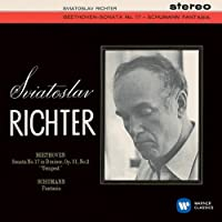 Beethoven: Piano Sonata No.17 'Tempe by Sviatoslav Richter (2014-07-16)