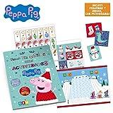 Editorial GEU Peppa Pig Fichas Infantiles Actividades Navideñas   Educación Infantil y Tea   Niños de 3 a 5 años