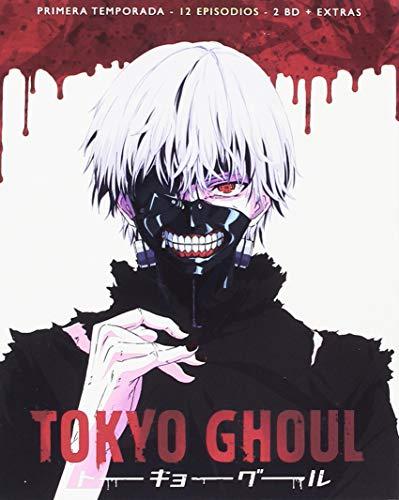 Tokyo Ghoul (TOKYO GHOUL: TEMPORADA 1, Importé d'Espagne, langues sur les détails)