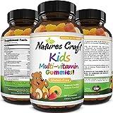 Gummy Vitamins for Kids Immune Support - Children's Vitamins Supplements for Toddler and Kids Health - Kids Multivitamin Gummy Bears Natural Energy Supplement with B Complex Vitamins - Gluten Free