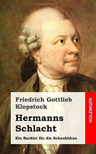 Hermanns Schlacht: Ein Bardiet für die Schaubühne