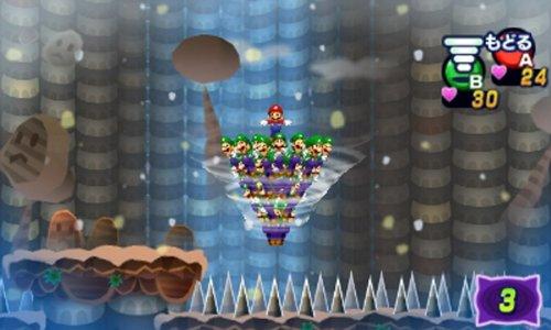 任天堂『マリオ&ルイージRPG4ドリームアドベンチャー』