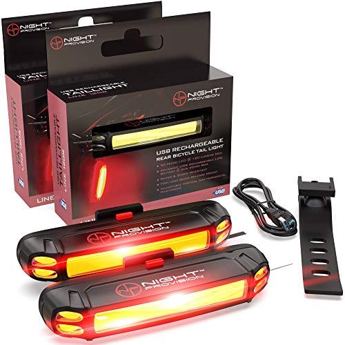 LINE-120R USB Rear Bike Light...