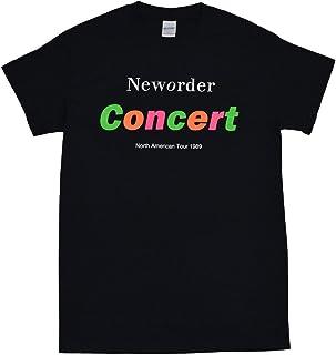 NEW ORDER ニューオーダー Concert Tシャツ