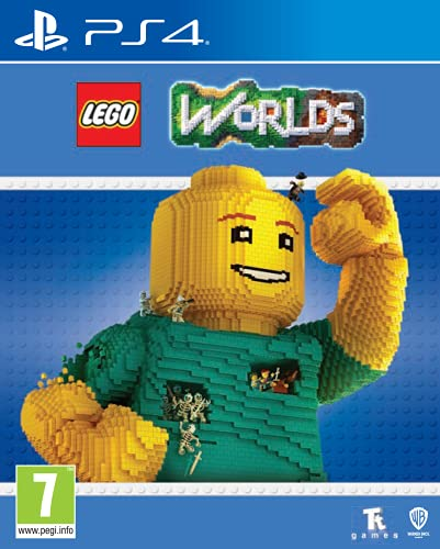 Lego Worlds pour PS4,Import UK