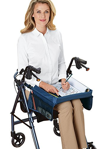 Handy Lap Tray for Wheelchair and Perfect Desk for Eating and in the Car