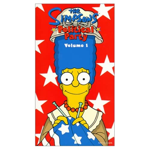 Simpsons: Political Party 1