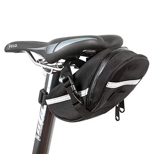 shuai Saddle Bag Bicycle,Waterproof Bicycle Bag 199.511.5cm Mountain Road Bike Saddle Bag Bike Accessories Bycicle Accessories Cycling Seat Bag Large Capacity