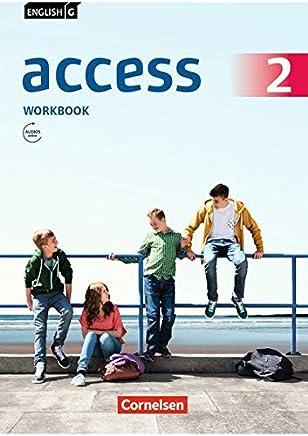 English G Access Allgeeine Ausgabe Band 2 6 Schuljahr Workbook it Audioaterialien by Jennifer Seidl