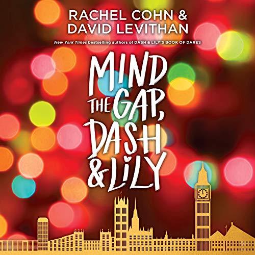 『Mind the Gap, Dash & Lily』のカバーアート