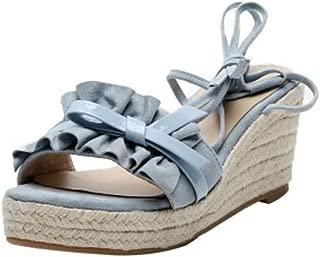 RAZAMAZA Women Leisure Wedge Heels Sandals Platform