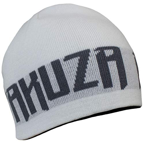 Yakuza Premium gebreide muts 2782 natuurlijk wit