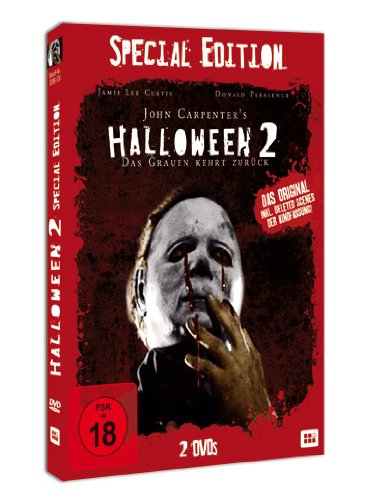 Halloween 2 - Special Edition [2 DVDs]