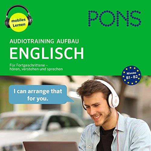 PONS Audiotraining Aufbau Englisch audiobook cover art