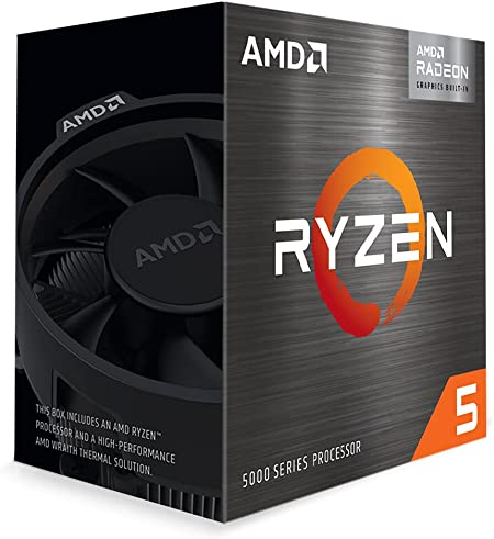 AMD Ryzen 5 5600G 6Core 12Thread Unlocked Desktop Processor with Radeon Graphics at Kapruka Online for specialGifts