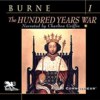 The Hundred Years War, Volume 1 cover art