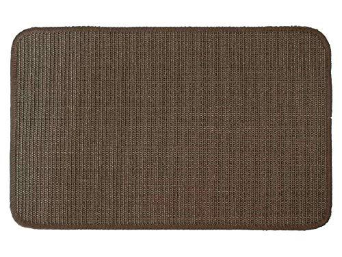 Primaflor - Ideen in Textil Katzen-Kratzmatte Katzenteppich - Braun 40 x 60 cm,...