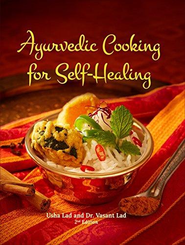 Ayurvedic Cooking for Self-Healing[Hardcover]