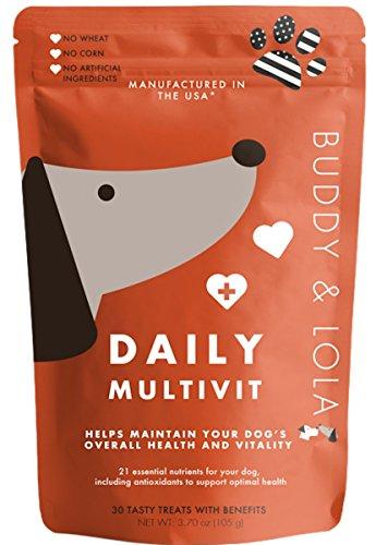 Multivitamin Chews Treats