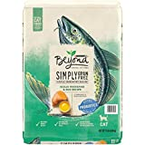 Purina Beyond Grain Free, Natural Dry Cat Food, Simply Grain Free Ocean Whitefish & Egg Recipe - 11 lb. Bag