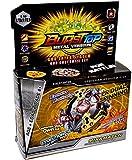 Burst Top B-90 Burst Blade con lanzadores de Mano peonza Galaxy Zeus Storm gyro Juguete con Lanzador de Mano Espada Bey God