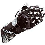 RSタイチ(アールエスタイチ)バイクグローブ ホワイト/ブラック (XL) GP-WRX レーシンググローブ NXT052