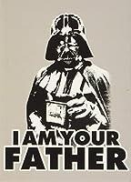 STAR WARS DARTH VADER I AM YOUR FATHER冷蔵庫マグネット