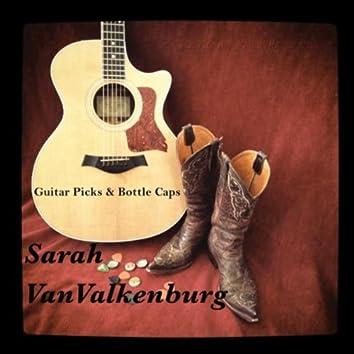 Guitar Picks & Bottle Caps