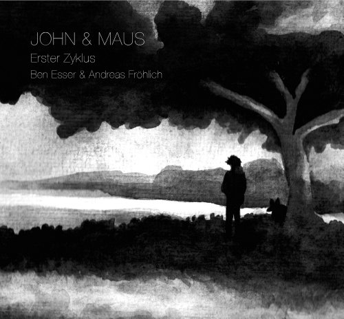John & Maus audiobook cover art