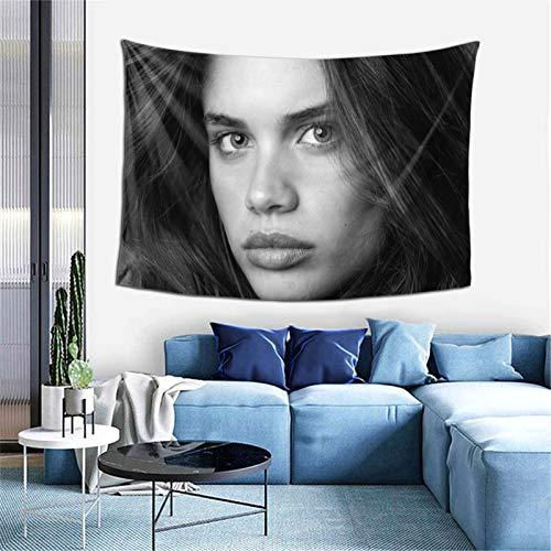Tapiz Sampaio Sara Pinto para sala de estar, dormitorio, dormitorio, decoración para colgar en la pared, 152,4 x 101,6 cm