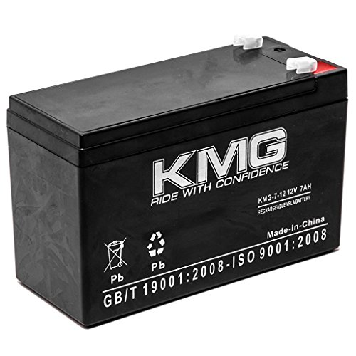 KMG 12V 7Ah Replacement Battery Compatible with Dr Power Equipment BRUSH FIELD MOWER