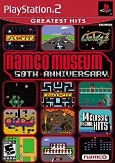 Namco Museum 50th Anniversary / Game