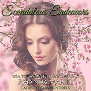 Scandalous Endeavors cover art