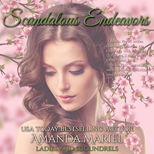 Scandalous Endeavors audiobook cover art