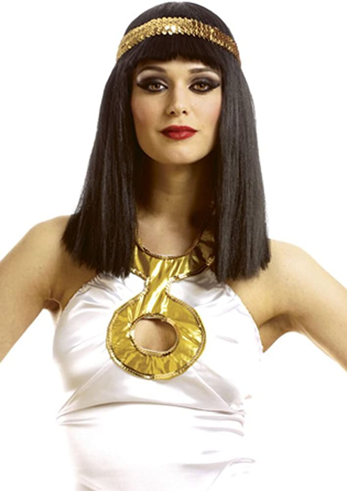 Costume Culture Women's Limited time trial price Cleopatra Headband 2021 with Wig